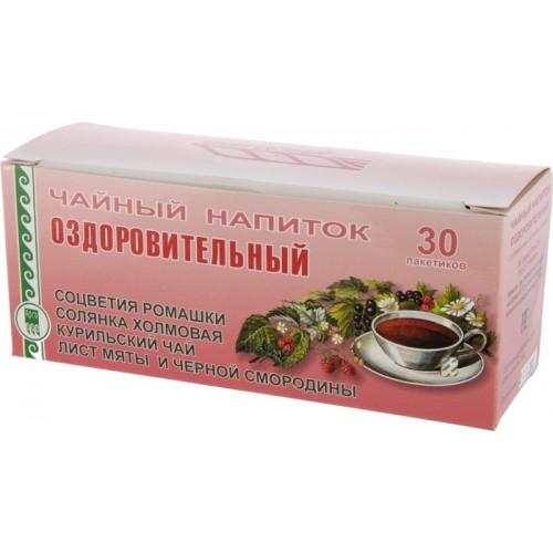 Напиток чайный Оздоровительный  г. Электросталь