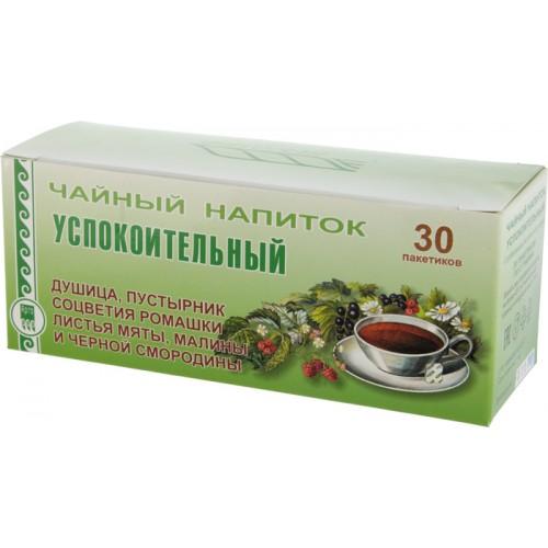 Напиток чайный «Успокоительный»  г. Электросталь