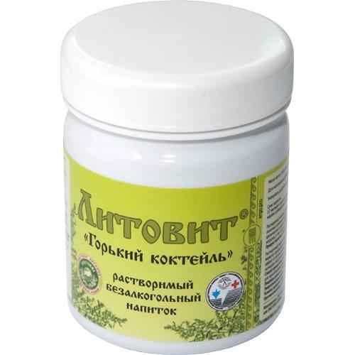 Литовит-напиток растворимый «Горький коктейль»  г. Электросталь