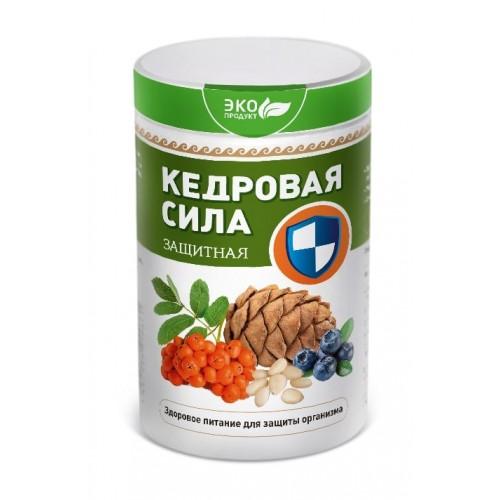 Продукт белково-витаминный Кедровая сила - Защитная  г. Электросталь