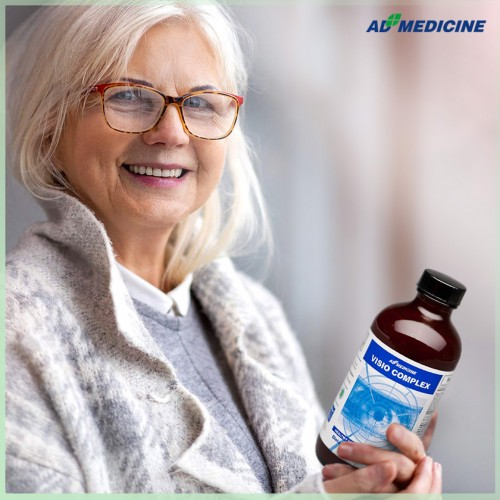 Витамины для зрения в пожилом возрасте